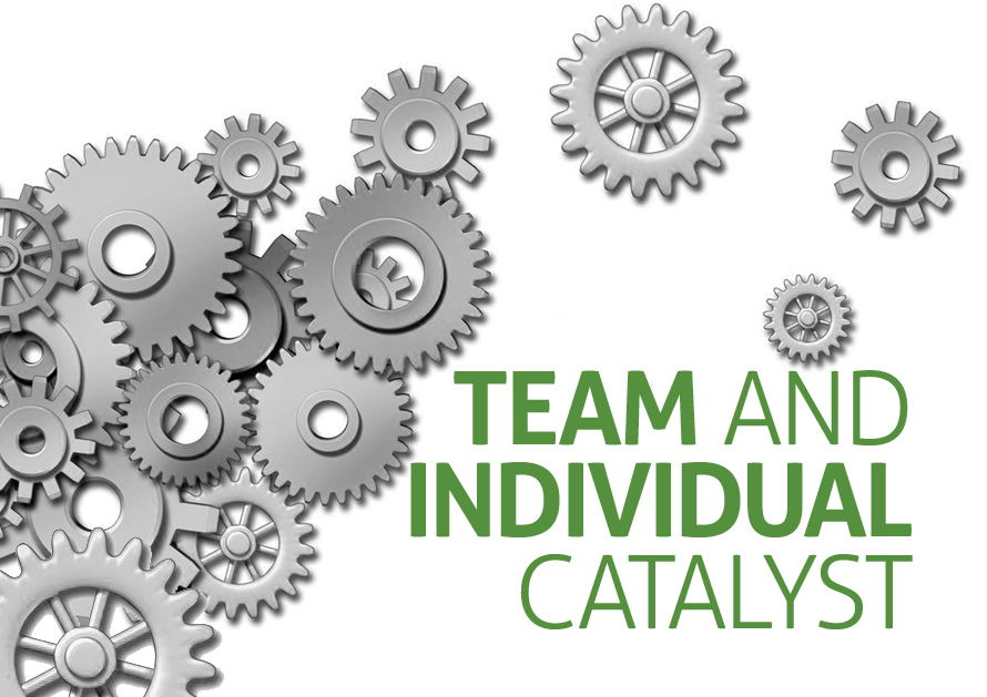 Team and Individual Catalyst